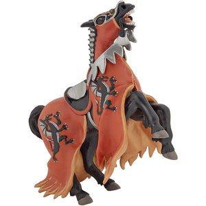 Papo 38917 - Cavallo del Demone delle Tenebre, 10cm