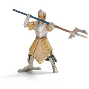 Schleich 70113 - Cavaliere del Grifone con Alabarda