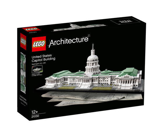 LEGO 21030 – Campidoglio di Washington