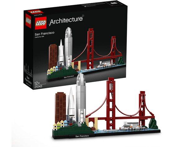 LEGO 21043 - San Francisco