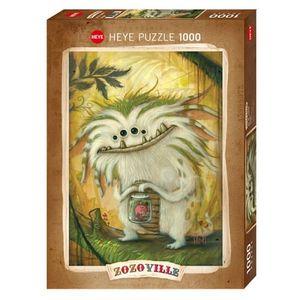HEYE 29898 - Puzzle 1000 pezzi - ZoZo Ville: Veggie