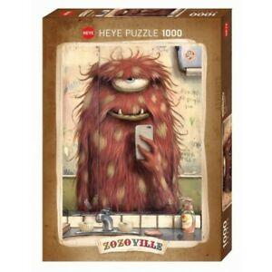 Heye 29897 - Puzzle 1000 pezzi - ZoZo Ville: Selfie