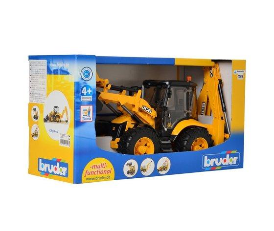 BRUDER Escavatore JCB 5CX  02454