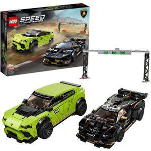 LEGO 76899 - Lamborghini Urus ST-X e Lamborghini Huracán