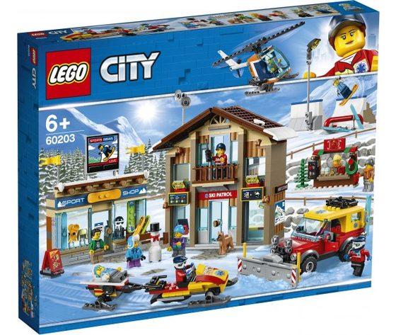 LEGO 60203 – Stazione sciistica