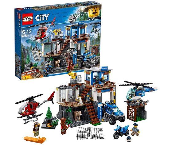 LEGO 60174 – Quartier generale della polizia di montagna