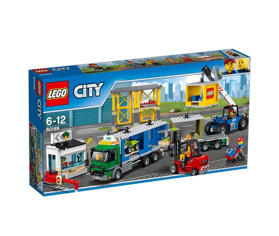 LEGO 60169 – Terminal merci
