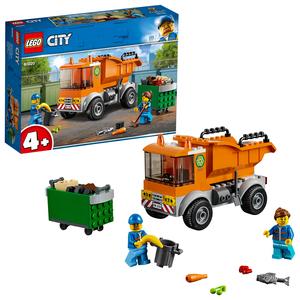 LEGO 60220 - Camion della spazzatura