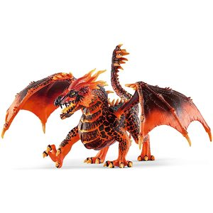 Schleich 70138 - Dragone di Lava