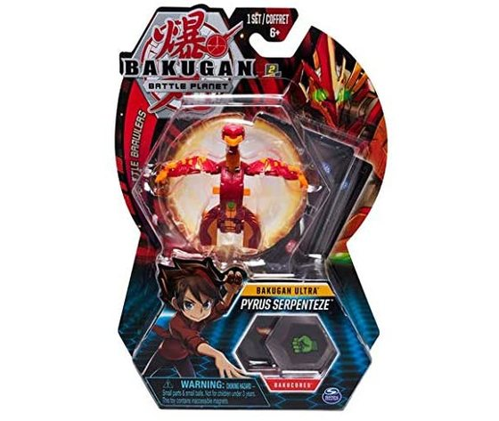 BAKUGAN ULTRA - PYRUS SERPENTEZE