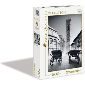 Clementoni 30347 - Puzzle 500 Pezzi - Firenze