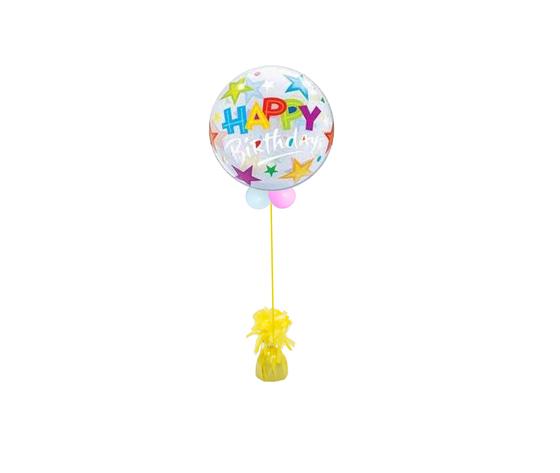 Bubble Compleanno + consegna a domicilio + ticket ZTL