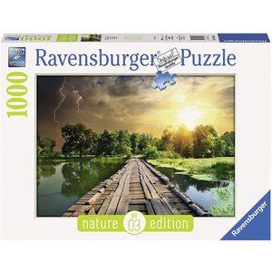 Ravensburger 19538 - Luce Mistica - Puzzle 1000 Pezzi