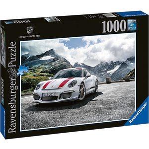 Ravensburger 19897 - Puzzle 1000 pezzi: Porsche 911