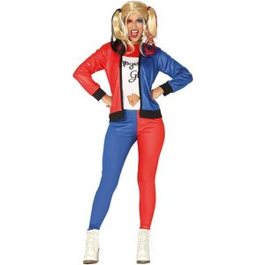 Guirca 88371 - Costume Harley Quinn