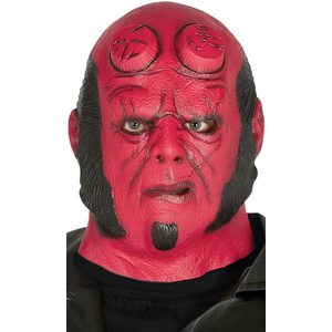 Guirca 2384 - Maschera in Lattice:  Hellboy