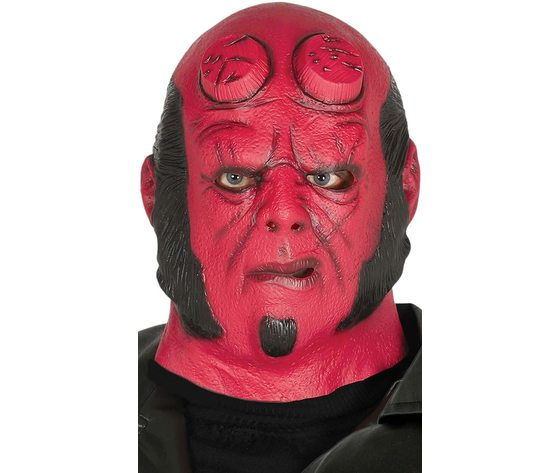Guirca 2384 - Maschera in Lattice:  Hellboy