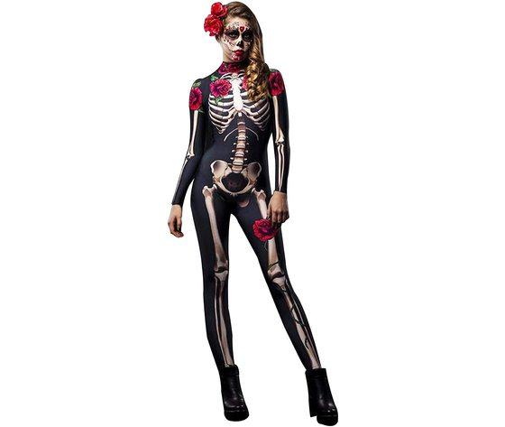 Mood HT749 - Vestito Donna: Scheletro Rose