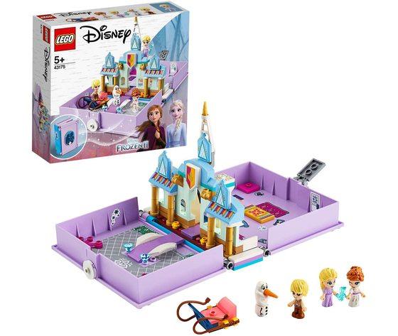 Disney Princess Frozen II Il Libro delle Fiabe di Anna ed Elsa