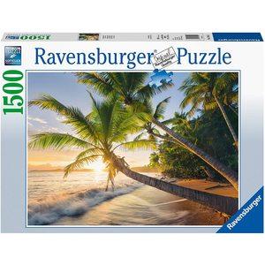 Ravensburger 15015 - Puzzle 1500 Pezzi: Spiaggia Segreta