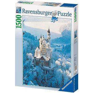 Ravensburger 16219 - Puzzle 1500 Pezzi: Neuschwanstein