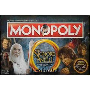 Hasbro C39561030 - Monopoly: Il Signore degli Anelli