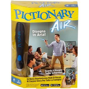 Mattel GPR22 - Pictionary Air