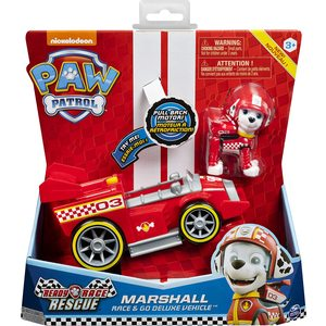 Ready Race Rescue: Marshall
