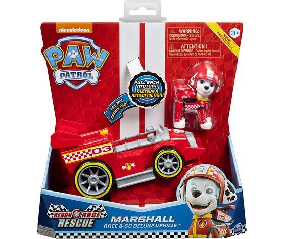 Ready Race Rescue: Marshall