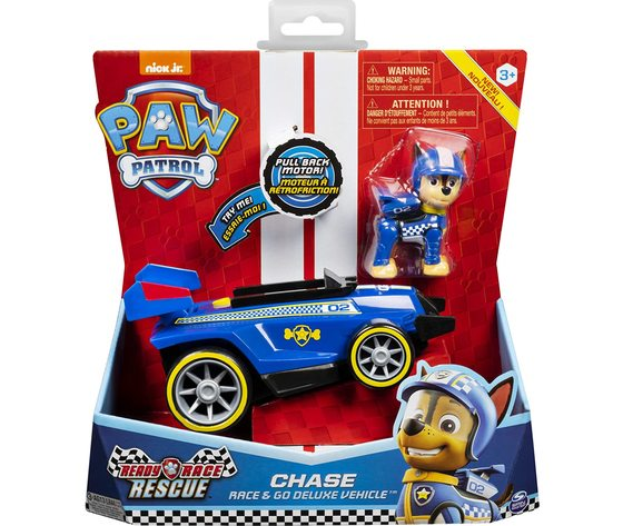 Ready Race Rescue: Chase