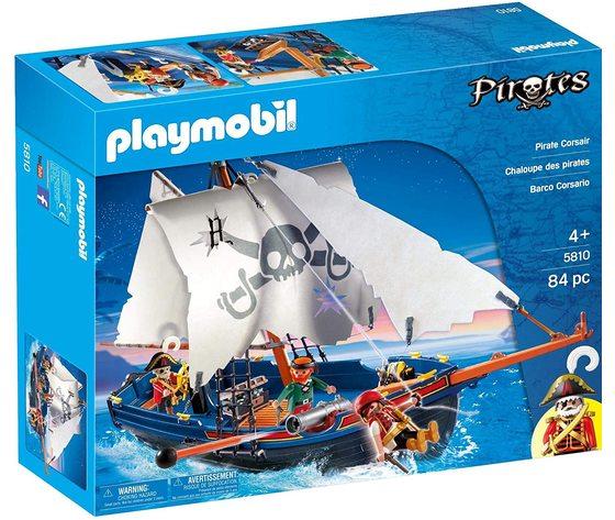 Playmobil 5810 - Nave dei Corsari