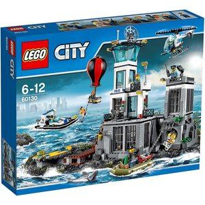 LEGO 60130 - Caserma della Polizia dell'Isola