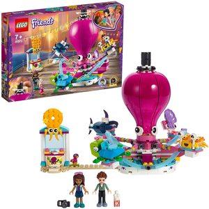 LEGO 41373 - La divertente Giostra del Polpo