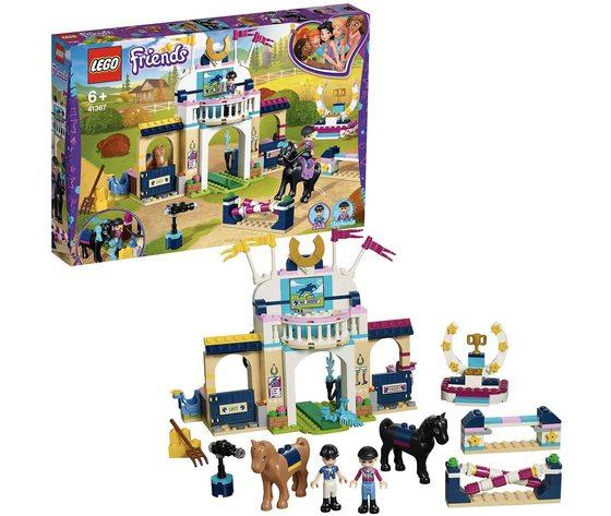 LEGO 41367 - La gara di Equitazione di Stephanie