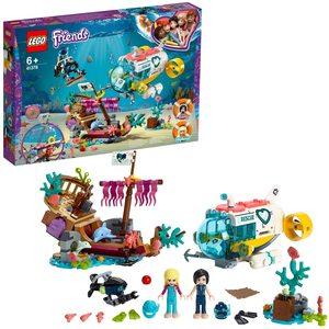 LEGO 41378 - La missione di Soccorso dei Delfini