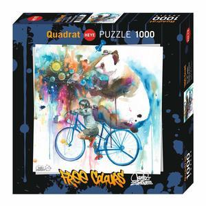 Heye 29851 - Puzzle 1000 Pezzi: Universe Creator