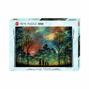 Heye 29908 - Puzzle 1000 Pezzi: Wondrous Journey