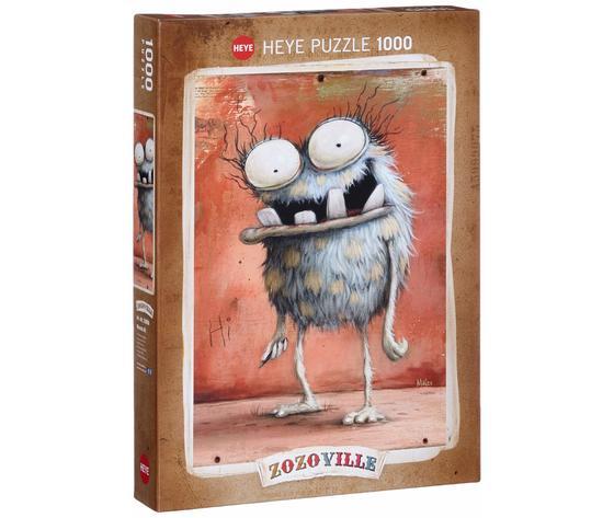Heye 29866 - Puzzle 1000 Pezzi: Monsta Hi!