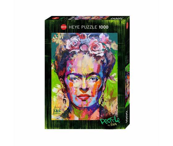 Heye 29912 - Puzzle 1000 Pezzi: Frida