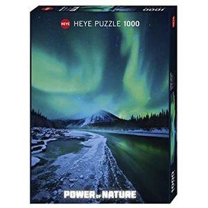 Heye 29549 - Puzzle 1000 Pezzi: Aurora Boreale
