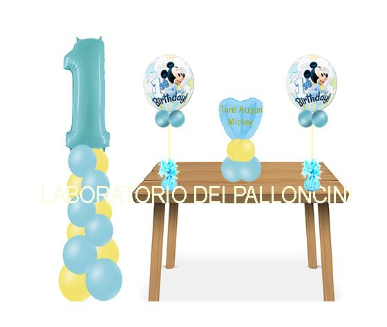 1° Mickey's Birthday
