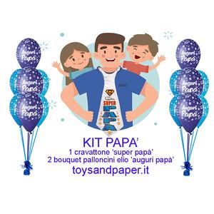 Kit Super Papà