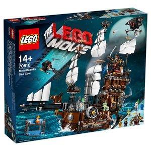 LEGO 70810- LEGO Movie Il Galeone di Barbacciaio