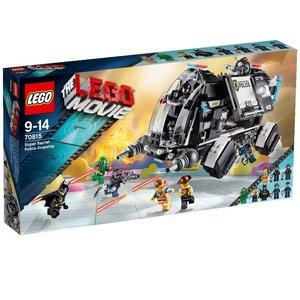 LEGO Movie - 70815 Navetta di Ricognizione Segreta della Polizia