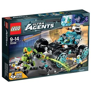 LEGO Agents 70169 - Pattuglia Segreta