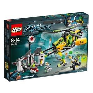 LEGO Agents 70163 - Fusione Tossica Di Toxikita