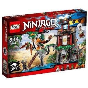 LEGO Ninjago 70604 - Isola di Tiger Widow