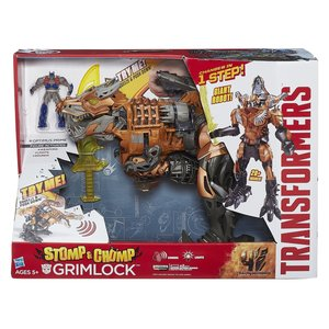 Hasbro A6145E24 - Transformers Mv4 Rid Grimlock Stomp And Chomp
