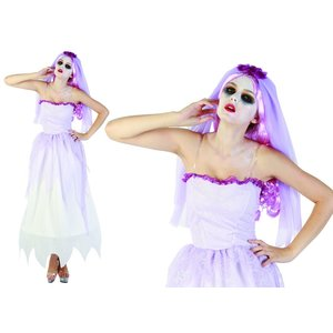 JB JENNY'S BEDROOM FANTASY DRESS UP ZOMBIE SPOSA