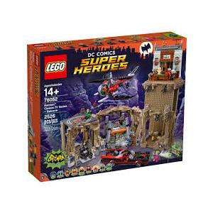 Lego 76052 - Super Heroes - Batcaverna